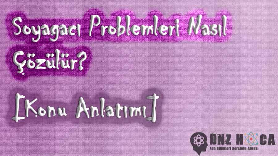 8. Sınıf 2. Ünite Kalıtım Soyağacı Problemleri Nasıl Çözülür? Dnz Hoca 19